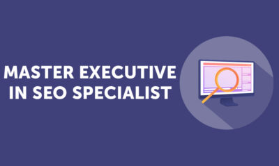Master executive in SEO specialist