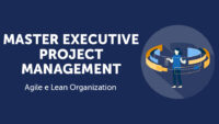 Master executive in project management agile e lean organization